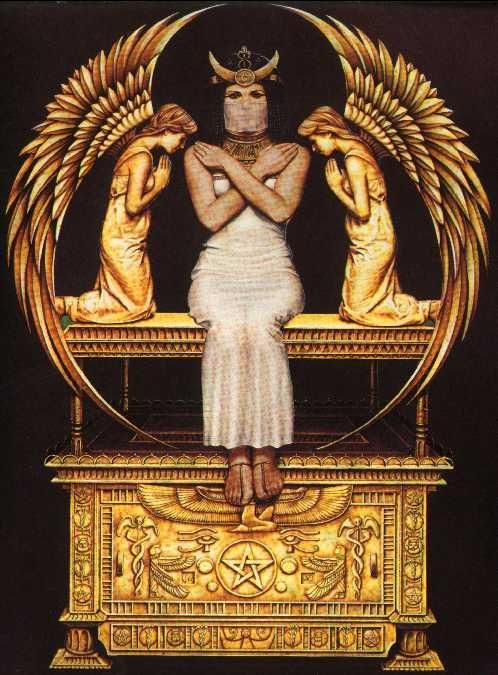GODDESS ISIS - through GENOVEVA from THE COUNCIL OF LOVE ... |Egyptian Love God