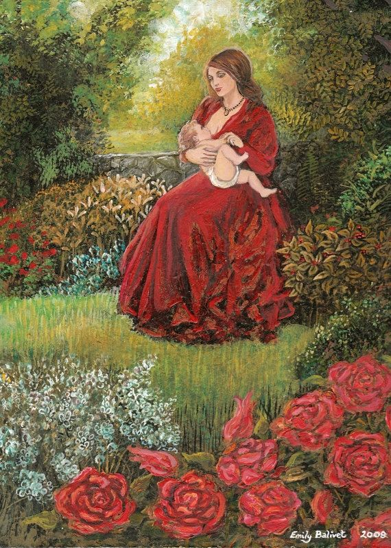 Litha Baby Red roses