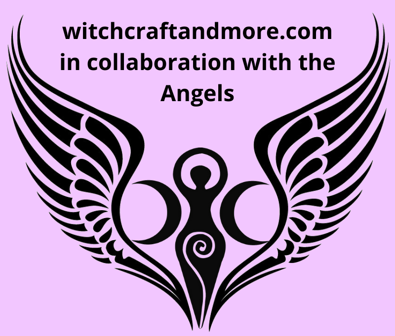 ICON SIZE witchcraftandmore.com in collaboration with the Angels